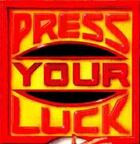Press Your Luck 1987 ad logo