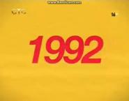 1992 not