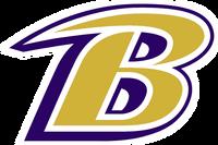 Baltimore Ravens logo (B)