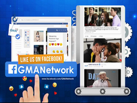 GMA Network Facebook Test Card