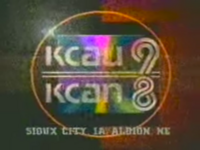 KCAU 9 KCAN 8 It Must Be ABC 1992