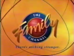The Family Channel There's Nothing Stronger b
