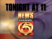 Wews newschannel 5 tonight at 11 1995 by jdwinkerman dd17tzv