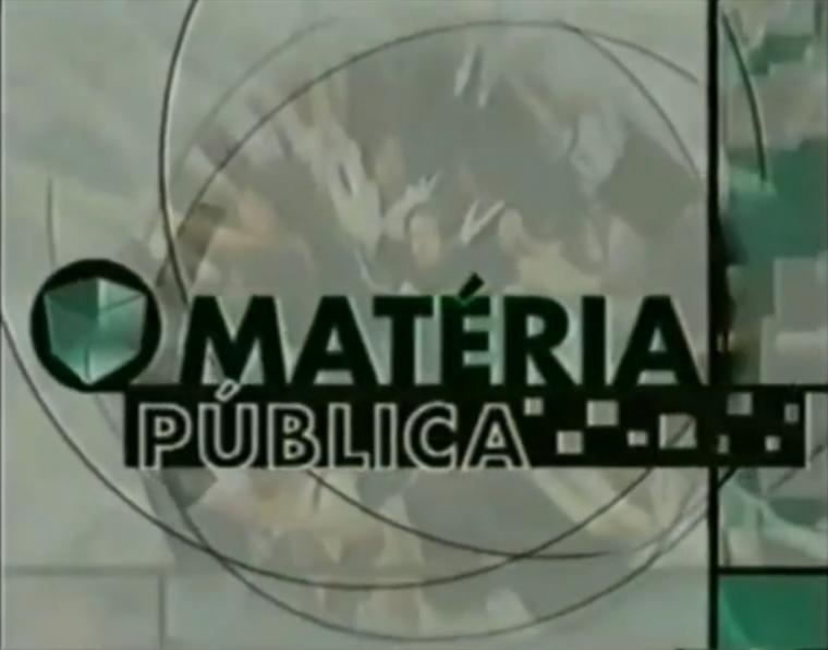 Matéria Pública