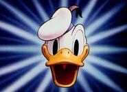 Donald alternate sunburst logo