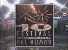 Festival Internacional del Humor 1993 logo.png