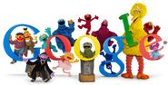 Google Sesame Street - Ensemble