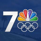 KNSD NBC7 Olympics FB Logo
