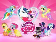 My little pony ios canterlot wedding by steghost-d6jx3xw