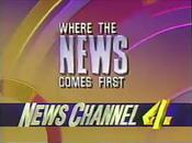 NewsChannel 4 screenshot 1992
