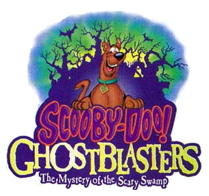 Scooby-Doo! Ghostblasters: The Mystery of the Scary Swamp
