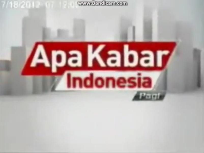 Apa Kabar Indonesia Pagi