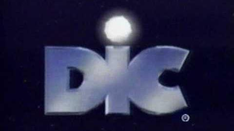 DiC Entertainment sped up logo (1987-A)
