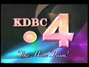 KDBC Station ID (1993)