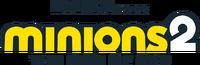 Minions 2 logo