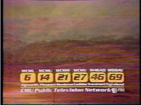 WCMU-TV 1984 3