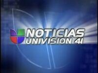 Wxtv kwex noticias univision 41 blue opening 2004