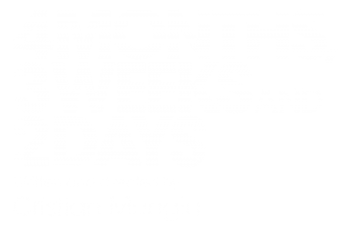 4 Months, 3 Weeks and 2 Days (2007 film)