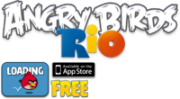 ANGRY BIRDS RIO MENU PARTS FOR COMBINATIONS ELEMENTS 1