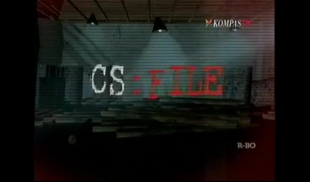 CS File (TV show)