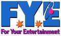 F.Y.E. logo 1993