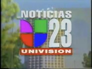 Kuvn noticias 23 evening package 1996