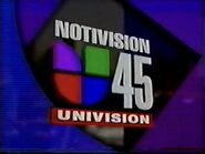 Kxln now back to notivision 45 bumper 1996
