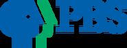 PBS 1984 Horizontal (Blue & Green)