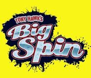 Tony Hawk's Big Spin logo