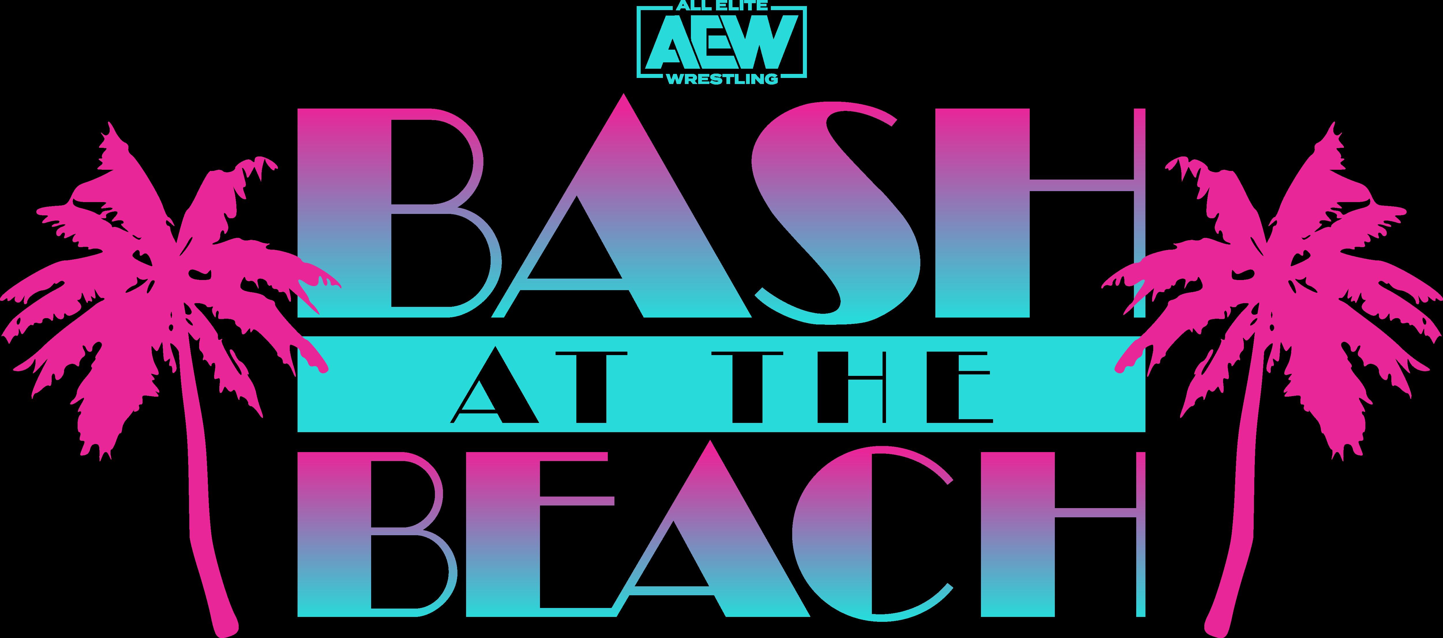 AEW Bash at the Beach