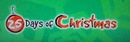 Abc family 25 days of christmas credits