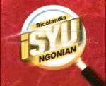 Bicolandia iSYU Ngonian Title Card 2
