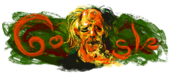 Google Affandi's 110th Birthday