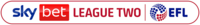 Sky Bet League Two 2020 linear