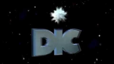 DIC Entertainment Presents Logo