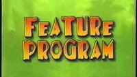 Feature Program (Timon & Pumbaa Variant)