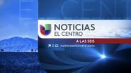 Kvye noticias univision el centro 6pm package 2015
