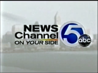 WEWS NewsChannel 5 Logo 2008 Start Here
