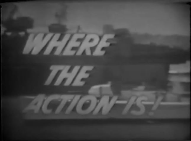 Where the Action Is!