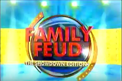 Family Feud: The Showdown Edition