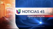 Kxln noticias univision 45 primera edicion package 2013