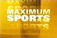 Maximum Sports Open KABB TV 1998 1