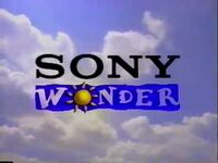 Sony Wonder 1995 Early