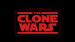 Star Wars The Clone Wars Logo - The Siege of Mandalore