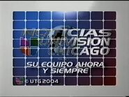 Wgbo noticias univision chicago outro package 2004