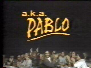 A.k.a Pablo