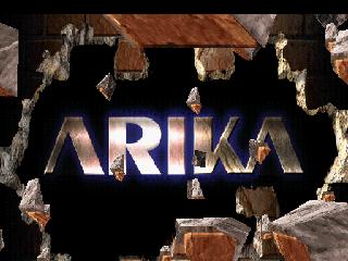 Arika/Other On-Screen Variants