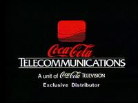 Coca-Cola Telecommunications - Exclusive Distributor