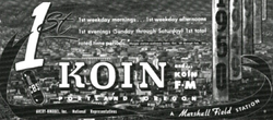 KOIN FM Portland 1950.png