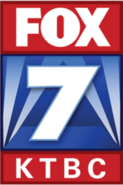 KTBC Fox 7 logo